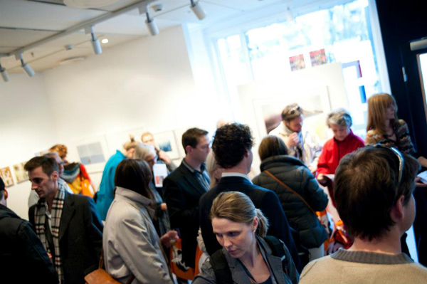 After Work i Galleri Fineart 22.03.2012