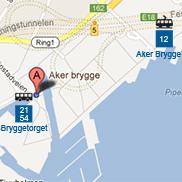 kart over aker brygge Galleri Fineart: besøk oss på Aker Brygge / Tjuvholmen | Fineart.no kart over aker brygge