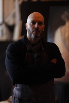 Gunnar S. Haslund Born 06.09.74, Horten, Norway Education 1994-96: Merkantile Institute, commercial school, Oslo 1994-: Studies and practices tattooing 2005-: Student of Odd Nerdrum Separate Exhibitions 2001: Kafferiet, Horten 2004: Dolby, Tønsber
