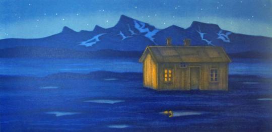 Utmerket Eva Harr - kunst til salgs, bilder, biografi og CV JD-92
