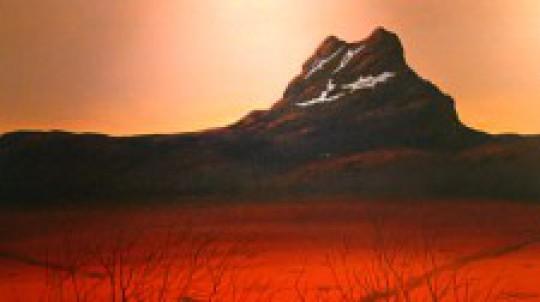 Utestående Eva Harr - kunst til salgs, bilder, biografi og CV JH-02