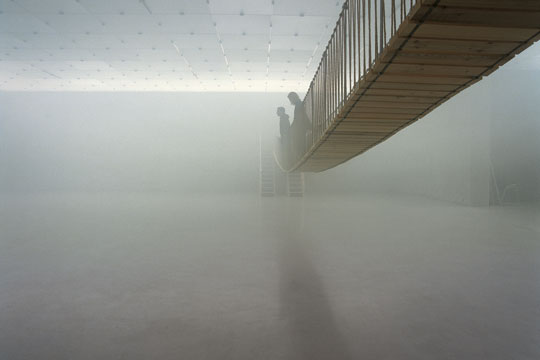 The Mediated Motion fra 2001. Foto Studio Olafur Eliasson.