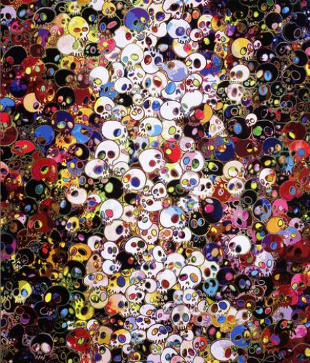 Takashi Murakami - I Do Not Rule My Dreams. My Dreams Rule Me