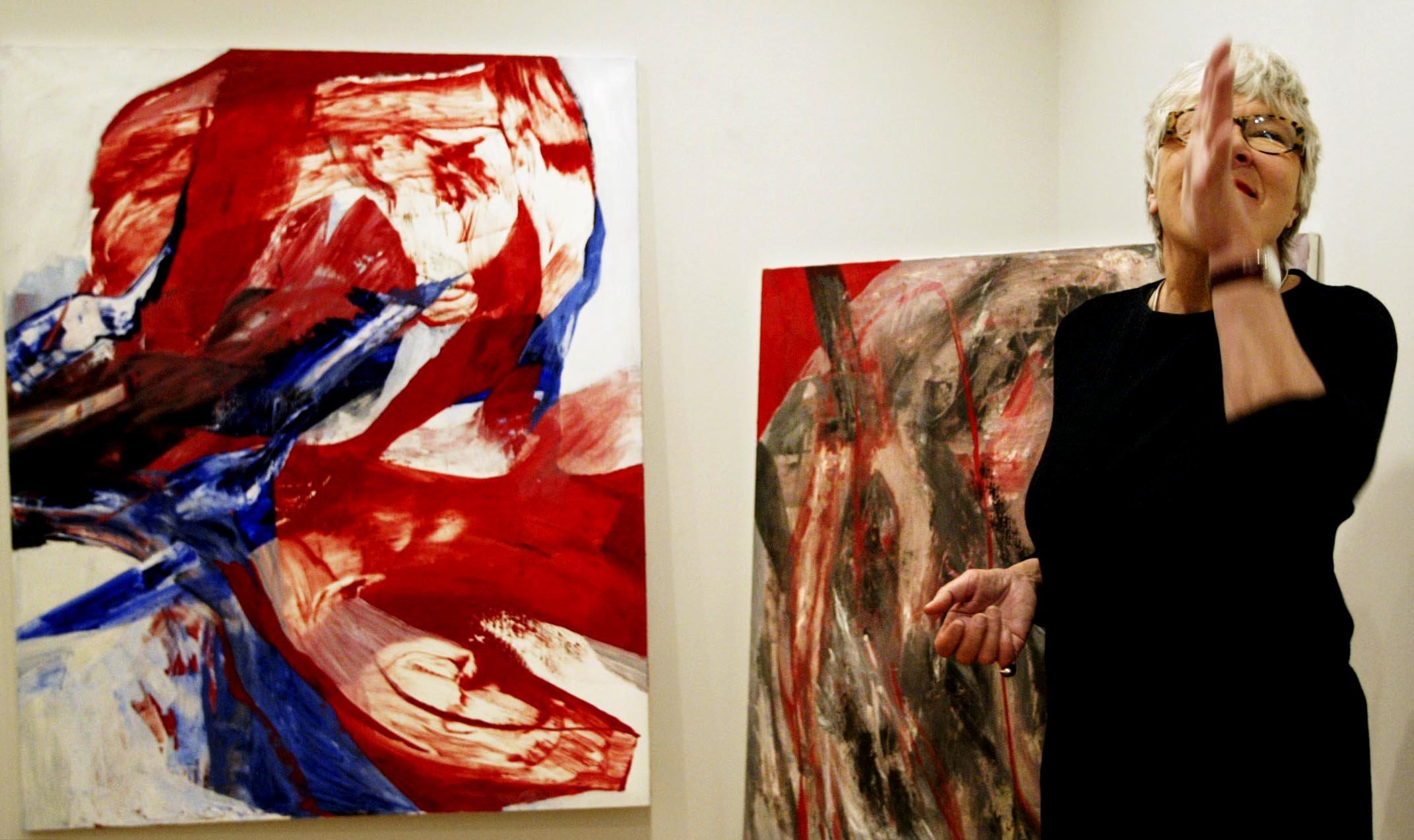 Norske kvinnelige kunstnere