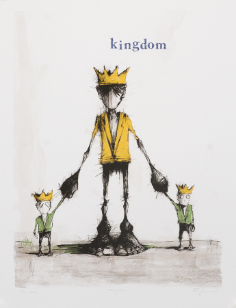 Orion Righard - Kingdom