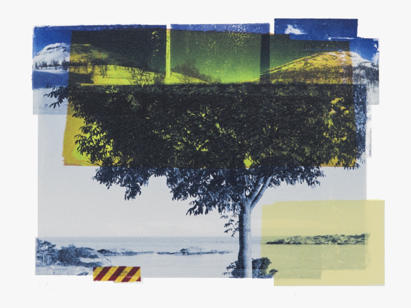 Per Fronth - Blue Tree / Reservoir / Yellow
