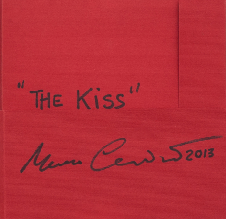 Marco Cecioni - The kiss (mappe)