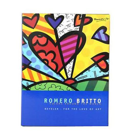 Romero Britto - Romero Britto - Colours around the world