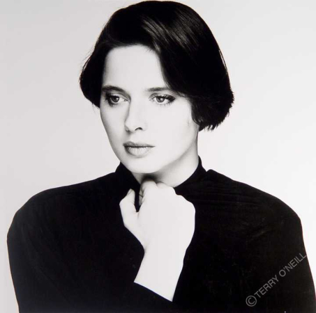 Terry O'Neill - Isabella Rossellini, London, 1984 (24