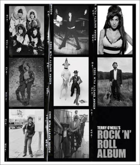 Terry O'Neill - Terry O'Neill's Rock 'n' Roll Album