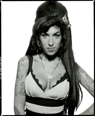 Terry O'Neill - Amy Winehouse, London 2008  (24