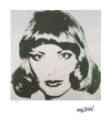 Andy Warhol - Evelyn Kuhn II
