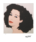 Andy Warhol - Gaia Smith II