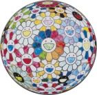 Takashi Murakami - Scenery with a Rainbow in the Midst