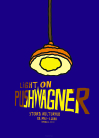 Pushwagner - Plakat - Light on Pushwagner | Stord Kulturhus (2017)