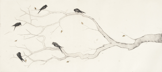 Anja Cecilie Solvik - Why birds can sleep on branches