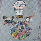 Takashi Murakami - Mr. DOB Comes to Play His Flute