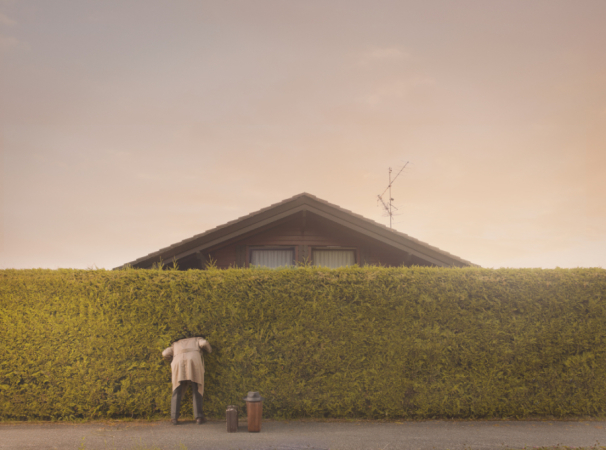 Ole Marius Jørgensen - The house and the hedge - Vignettes of a salesman