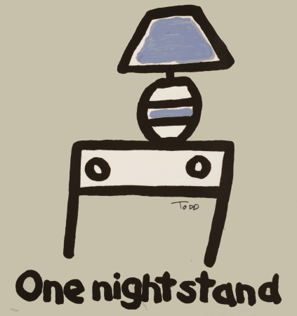 Todd Goldman - One night stand (beige)