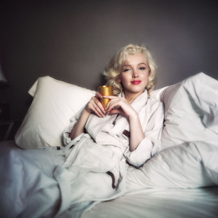 Milton H. Greene - Marilyn Monroe - Bed Sitting (BD-94)