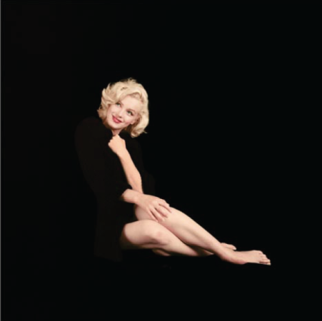 Milton H. Greene - Marilyn Monroe - Nude Sweater (NU-52)