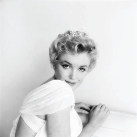 Milton H. Greene - Marilyn Monroe - Graduation (GD-11)
