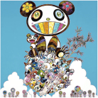 Takashi Murakami - Panda family, happiness