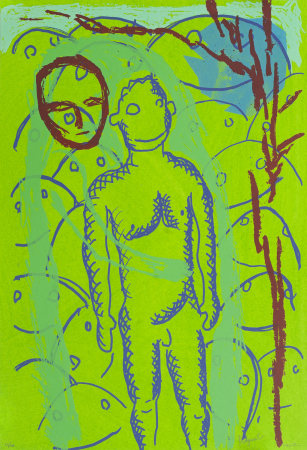 Sverre Bjertnes / Bjarne Melgaard - Untitled (small)