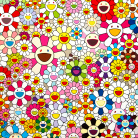 Takashi Murakami - Flowers Blossoming in This World and the Land of Nirvana 3