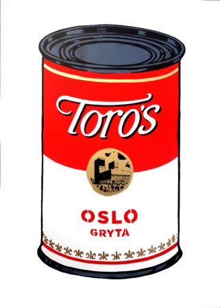 La Staa - Oslo gryta soup can main edition