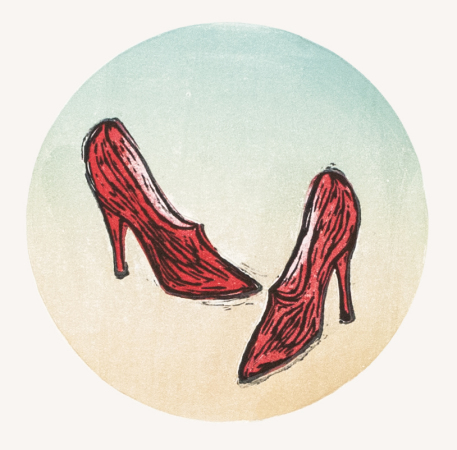 Kari Adora Hauge - Dancing shoes variant 1