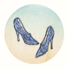 Kari Adora Hauge - Dancing shoes variant 2