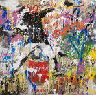 Mr. Brainwash - Untitled