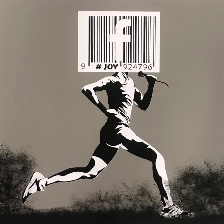 JOY - THE BARCODE RUNNER