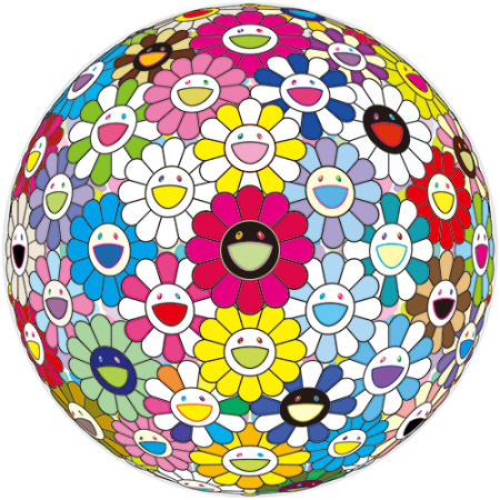 Takashi Murakami - Hold Me Tight