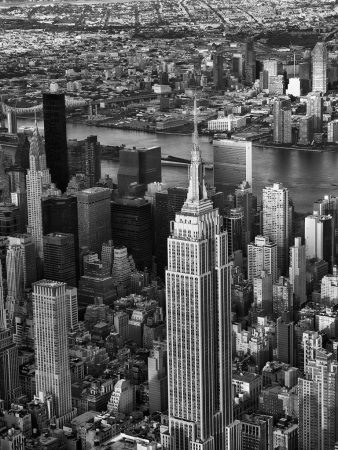 Morten Qvale - Manhattan from above