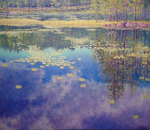 Tore Hogstvedt - Summer Reflection