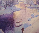 Tore Hogstvedt - Winter Reflection