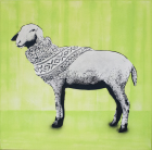 La Staa - Pure Wool (Green) (canvas)