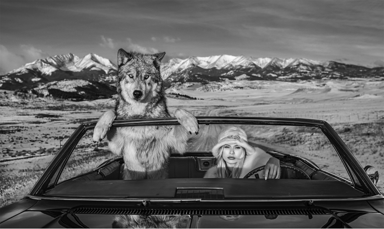 David Yarrow - Once upon a time in the West