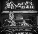 David Yarrow - Coyote Ugly