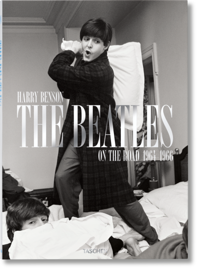 Taschen - Harry Benson. The Beatles