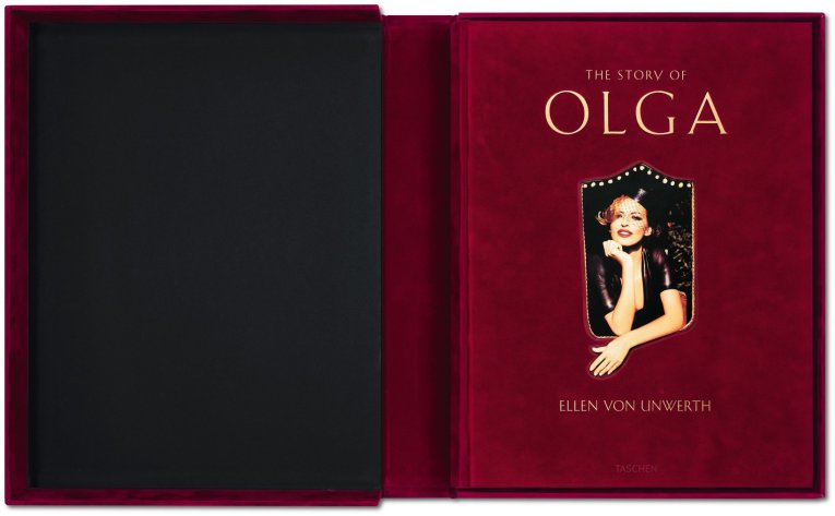 Taschen - Ellen von Unwerth. The Story of Olga (Limited Edition)