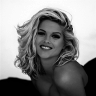 Morten Qvale - Anna Nicole Smith (B&W)
