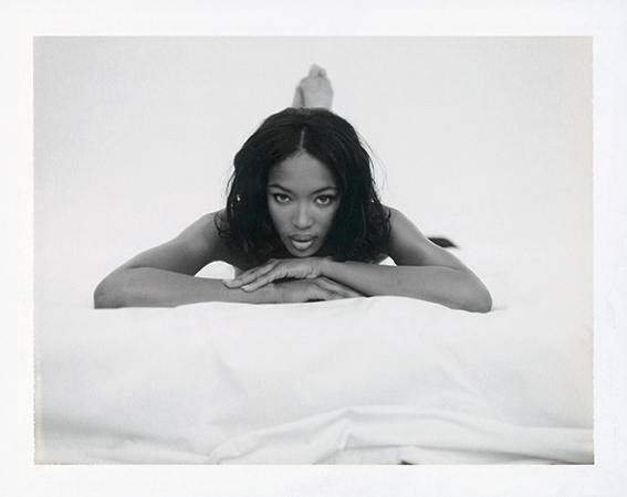 Bruno Bisang - Naomi Campbell for Swish, New York 1994