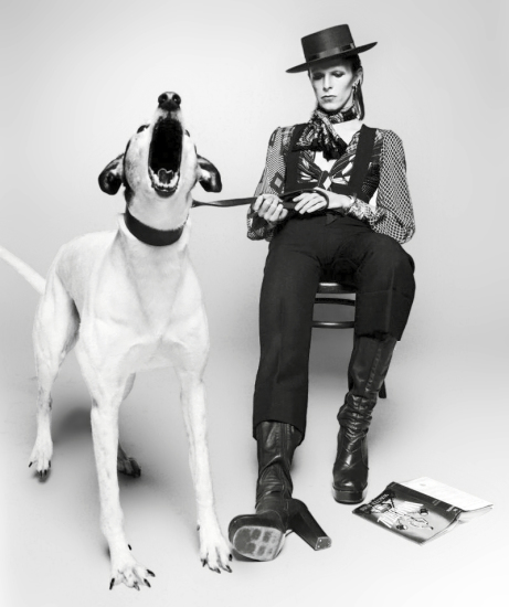 Terry O'Neill - David Bowie, Diamond Dogs view 2 (40