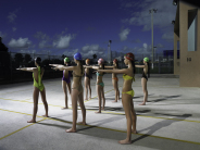 Greg Lotus - SWIM TEAM, 2010 Miami