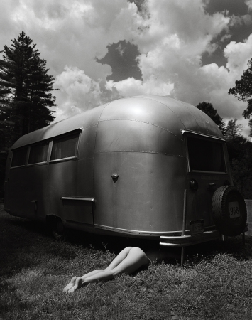 George Holz - Zoe Under Trailer