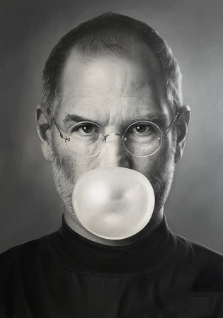"Michael Moebius - iBubble (40"" x 30"")"