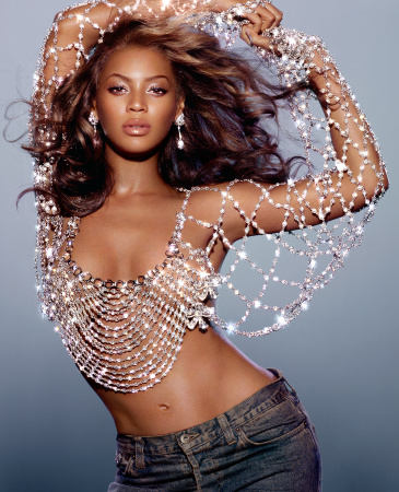 Markus Klinko - Beyonce, Dangerously In Love Album Cover, 2003 30' x 40'